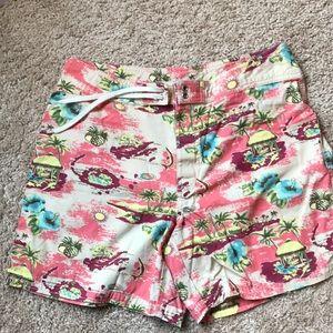 Old Navy women's board shorts size 8